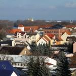 Eilenburg - Blick über die Stadt
