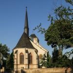 Marienkirche zu Berg vor Eilenburg