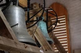 Eilenburg - Nikolaikirche, zwei von fünf Glocken