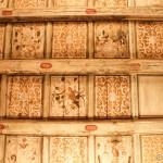 Torgau - Bürgermeister-Ringenhain-Haus, Detail einer Decke
